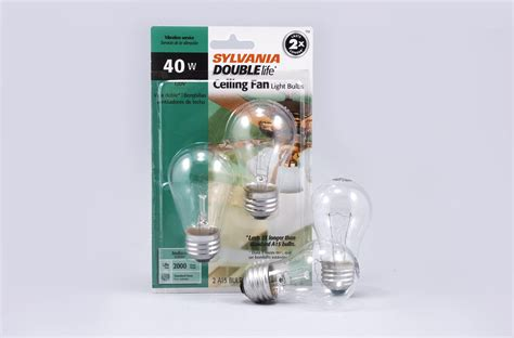 sylvania incandescent clear doublelife appliance l a15