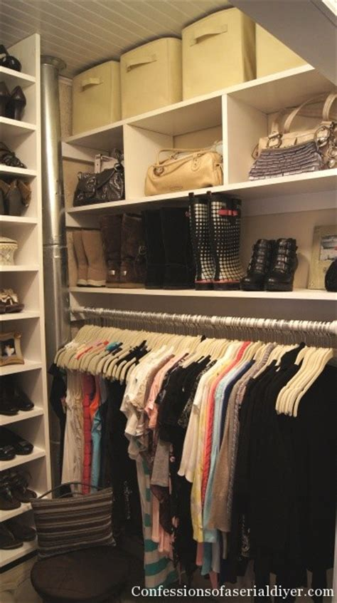 Confessions Of A Closet by Master Closet Makeover Part 1 Confessions Of A Serial