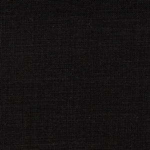 Formenti 100% Linen Black - Discount Designer Fabric