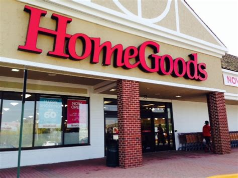 Now Open Nearby Homegoods In Herndon  Reston Now