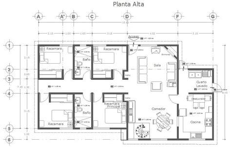 dibujo de planos arquitectonicos en revit architecture