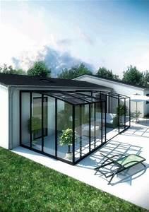 Abri De Terrasse Rideau : v randa extension v randa de liaison v randa abri pour ~ Premium-room.com Idées de Décoration