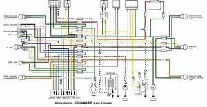 Honda Helix Wiring Diagram