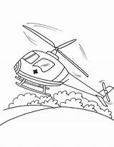 Ambulance Coloring Pages Air Aid Kool Printable Comments Getcolorings Coloringhome sketch template