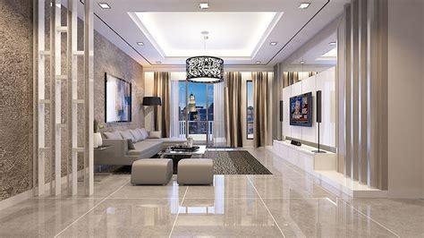 living room condominium  model cgtrader