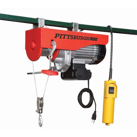 1300 Lbs. Electric Hoist With Remote Control