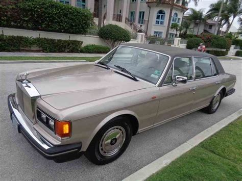 1991 Rolls Royce Silver Spur For Sale