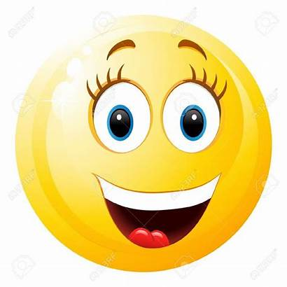 Smiley Happy Face Faces Cartoon Laughing