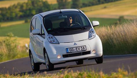 Mitsubishi Electric Vehicle by Mitsubishi Electric Vehicle I Miev Ecomento De