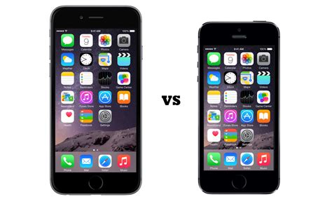 iphone 6 vs 5s iphone 6 vs iphone 5s should you upgrade sales news