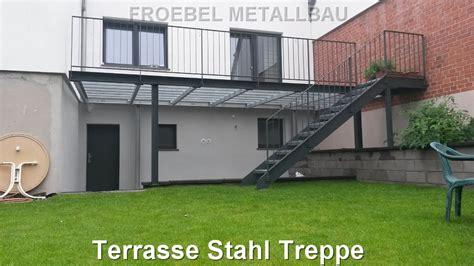Terrassen Aus Stahl by Balkone Terrassen