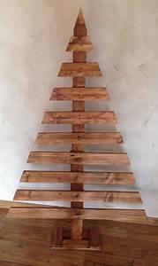 Arbre De Noel En Bois : sapin de noel original en bois accessoires de maison par ~ Farleysfitness.com Idées de Décoration