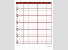 Daily Planner Template Form Freeology