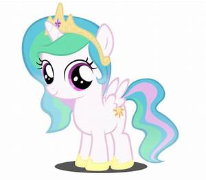 princess celestia as a filly - My Little Pony Friendship ...