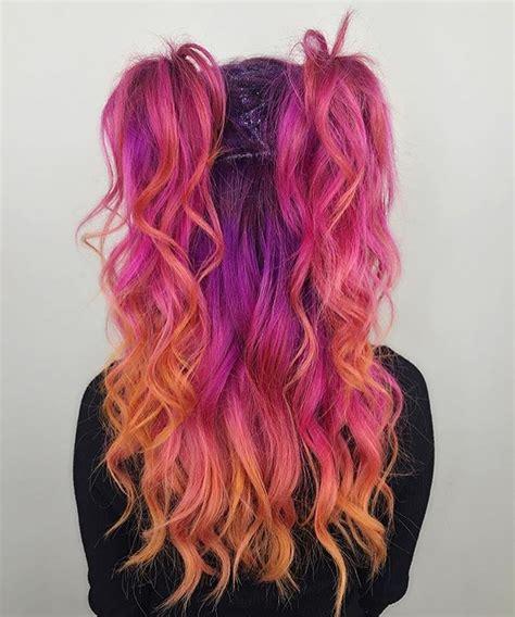 Cute Dyed Hair 48 Fashiotopia