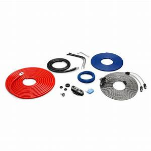 Jl Audio Amp Wiring Kit  60 Amp   Xd