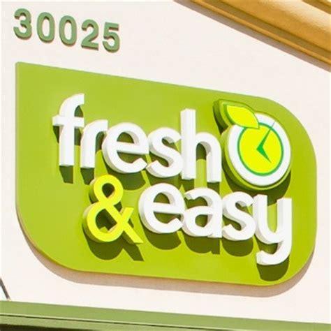 Tesco Builds Fresh & Easy Brand