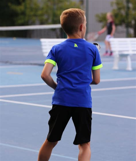 Sam Boys Tennis Outfit - Kids Tennis Apparel from Zoe Alexander UK