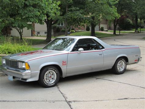 el camino royale 1981 chevy el camino royal edition for sale