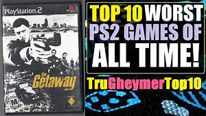 Top 10 Worst Ps2 Games Of All Time Youtube