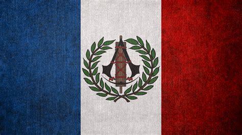 viking bureau assassin 39 s creed revolutionary flag by okiir on