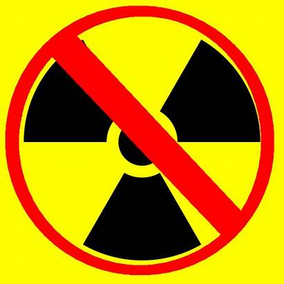 Nuclear Radiation Symbol Power Anti Clipart Liberal