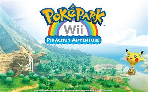 pokepark wii pikachus adventure coming   wii