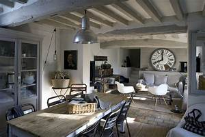 la deco campagne chic envahit nos interieurs oulalala With deco salon campagne chic