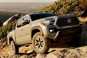 2019 Toyota Tacoma Keeps V6 Power With Manual Transmission