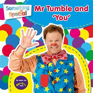 Mr Tumble Something Special Personalised Children's Book