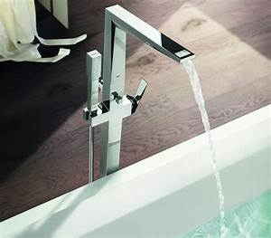 Armatur Für Freistehende Badewanne : allure brilliant und die spannenden facetten einer armatur aqua window mousseur ~ Bigdaddyawards.com Haus und Dekorationen