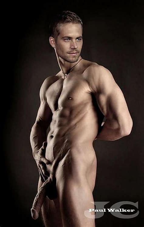 Paul Walker Fake Nude Porno Photo