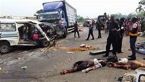 Fatal Auto Crash At Lagos-Ibadan Highway...See Death Toll