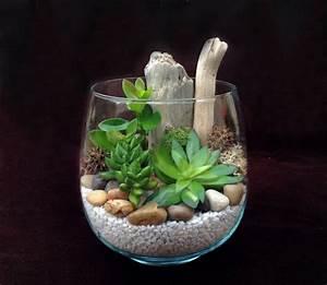 Terrarium Plante Deco : diy faire son propre terrarium plante pour d corer la maison ~ Dode.kayakingforconservation.com Idées de Décoration