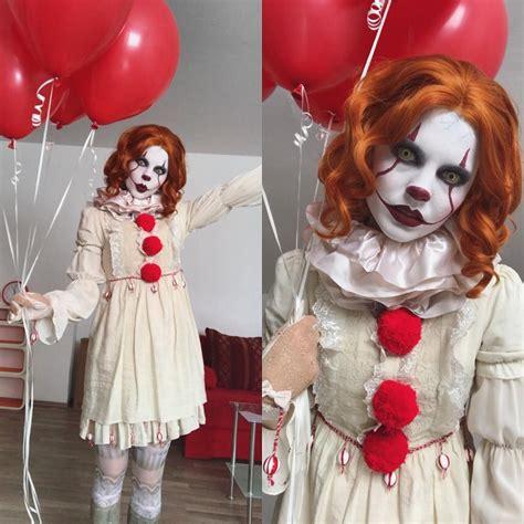 Pennywise costume Disfraces de halloween de miedo