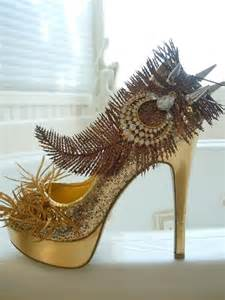 Spiked High Heels Shoes