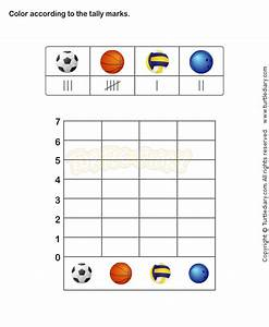 Tally Chart Worksheet 5 - Math Worksheets