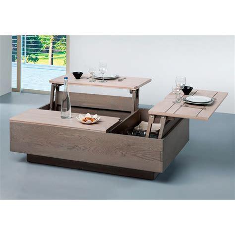 de cuisine multifonction pas cher table basse escamotable gifi le bois chez vous
