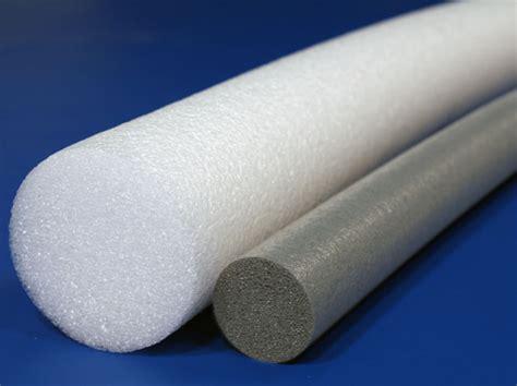 polyethylene cylinders foam  mail
