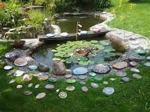 Steine Für Aussenbereich : bild au enbereich meine kunstst cke kennenlernen steine ~ Michelbontemps.com Haus und Dekorationen
