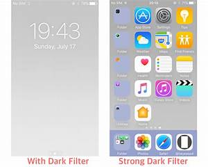 The Features of iOS 10 Home Screen and Wallpaper