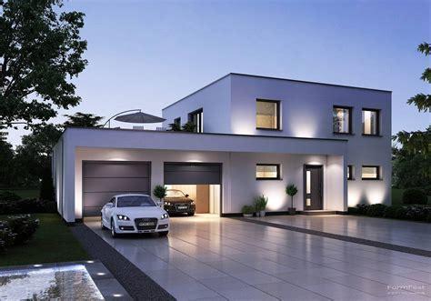Einfamilienhaus Modern by Einfamilienh 228 User Formfest Villa Etage