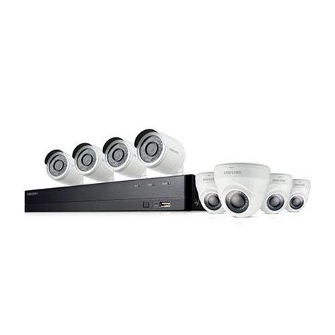 samsung security system sdh c74083hfn samsung 8 channel hd security system
