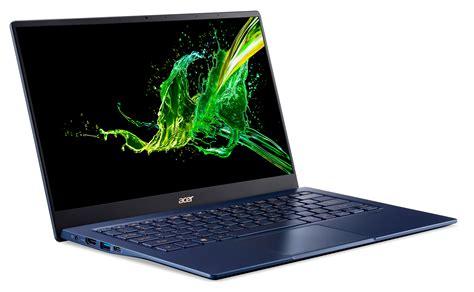 acer launches  swift   swift  notebooks  intel ice lake  nvidia mx graphics