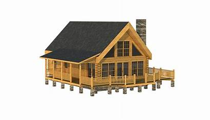 Log Homes Southland Buncombe Plans Plan Cabin