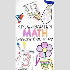 30879 Best Kindergarten Math Images On Pinterest  Math Lessons, Kindergarten Math And Teaching