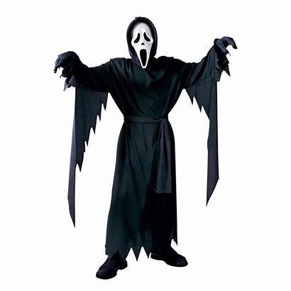 Halloween Costume Boys Scream Ghost Face Costumes
