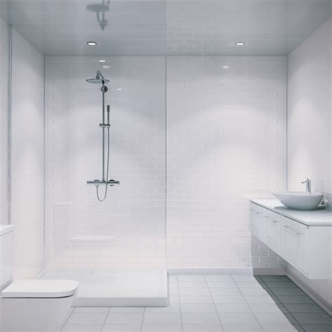 Tiling Panels For Bathrooms by Fashioned Tiling Panels For Bathrooms Model Bathroom