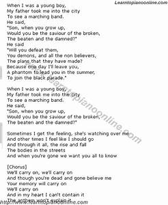 Welcome To The Black Parade by My Chemical Romance Free ...
