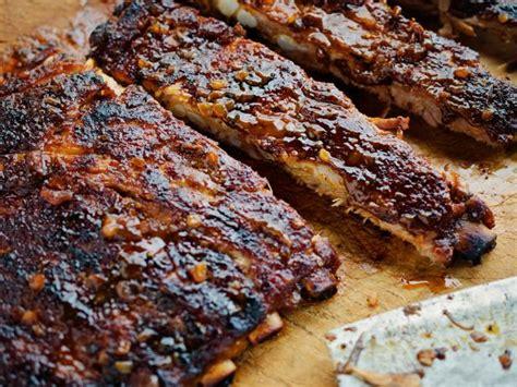 Sweet Heat Barbecue Ribs Recipe